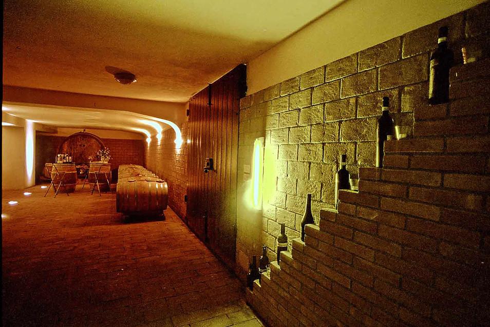 La Caplana cellar