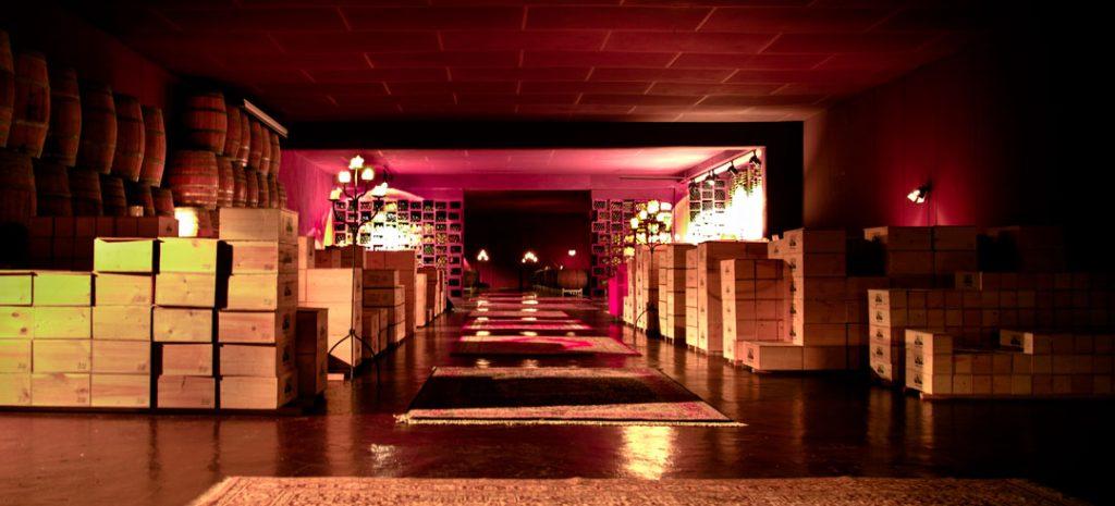 Roberto Anselmi cellar