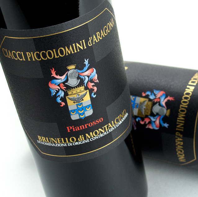 2012 vintage for Brunello di Montalcino