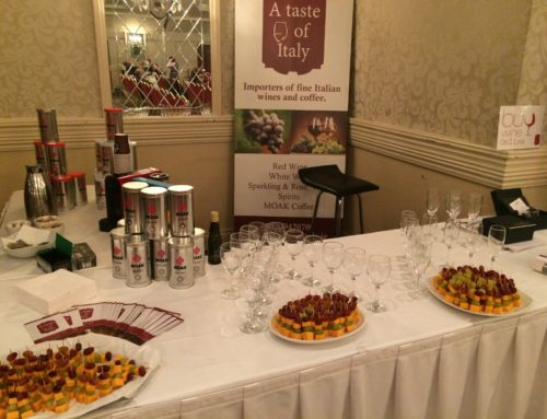 A taste of Italy sponsor for the Monageer local youth club @ the Ashdown Hotel Gorey