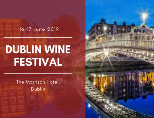 Dublin Wine Festival 2019